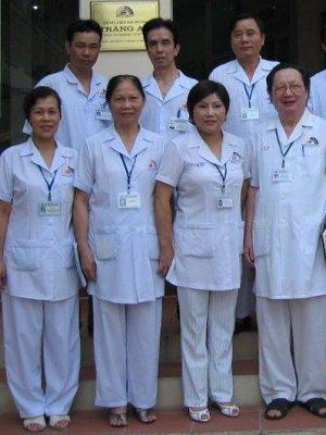 Quần áo y tế - Bác sỹ